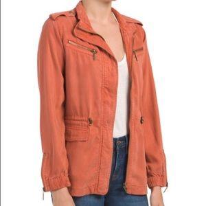 New utility jacket